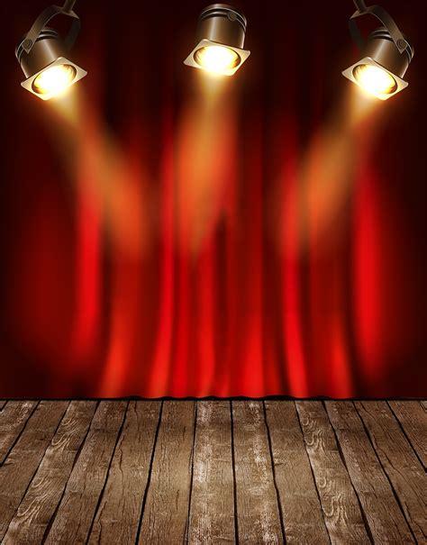 fundo fotografico tecido palco circo holofotes      em mercado livre
