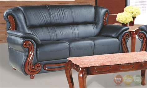 black cherry leather sofa black traditional leather sofa with cherry accents