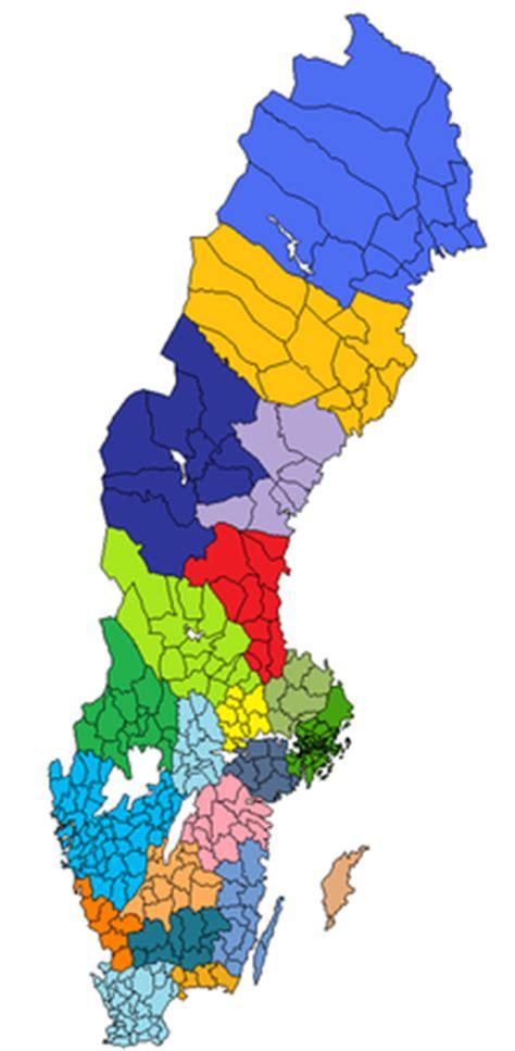 schweden - Skandinavische Len