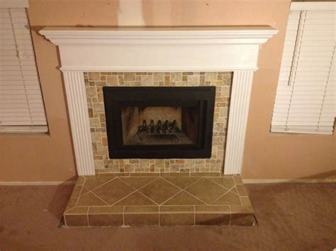 Fireplace Mouldings by Empire 52 Inch Profile Wooden Mantel With Standard Trim