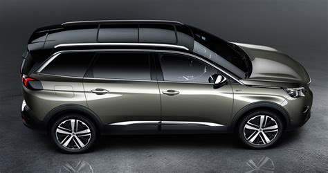 peugeot mpv 2017 2017 peugeot 5008 revealed goodbye mpv hello suv image