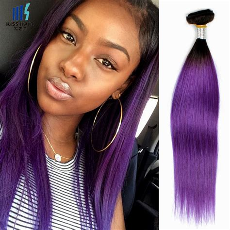purple weave hairstyles ombre weave hairstyles gallery