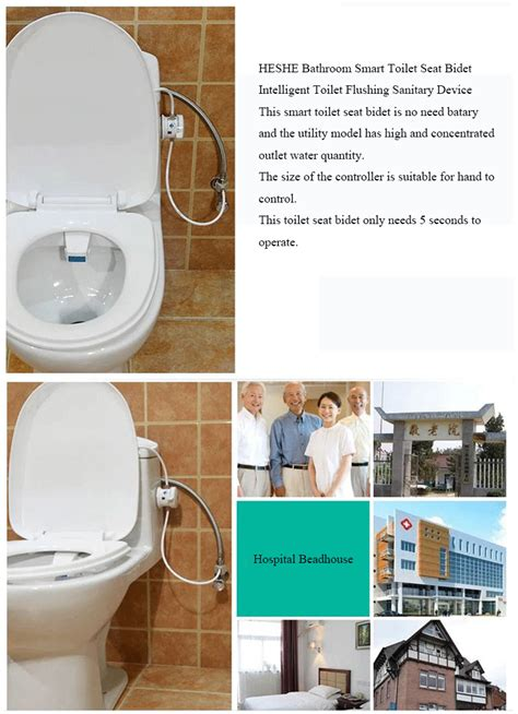 smart bathroom heshe bathroom smart toilet seat bidet intelligent toilet