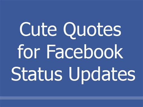 cute biography for facebook 07 12 14 cute quotes