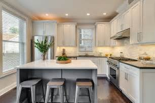 contemporary kitchen with flat panel cabinets by dan rak zillow digs zillow