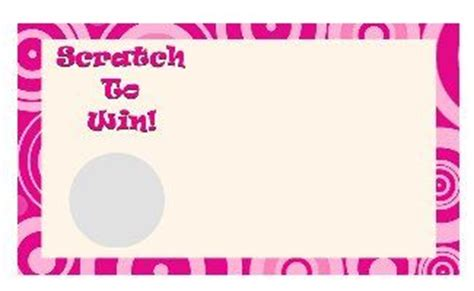 scratch card template top 37 ideas about print your own scratch cards and