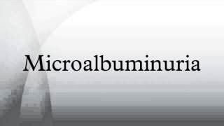albumin creatinine ratio u microalbumin range alot