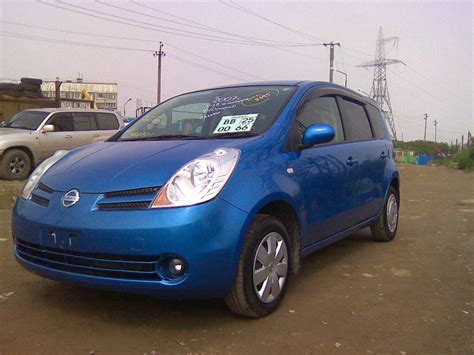 nissan note 2007 2007 nissan note gallery