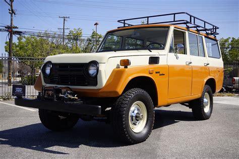 1970 Toyota Land Cruiser Toyota Vehicles Specialty Sales Classics