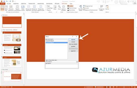 Tutoriel Powerpoint 2013 Gratuit   tutoriel plv avec powerpoint 2013 excecuter macro export