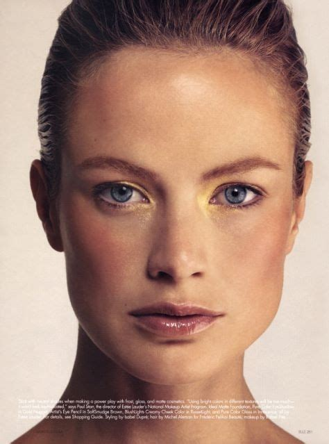 square face models 146 mejores im 225 genes sobre carolyn murphy en pinterest