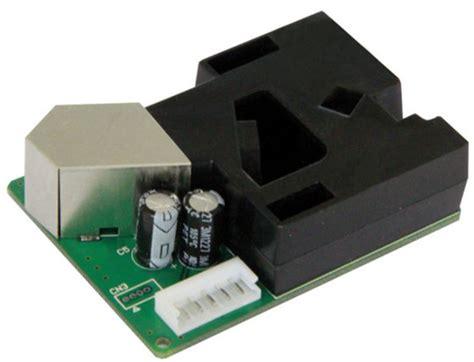 led dust particle sensor module pm  wuhan cubic