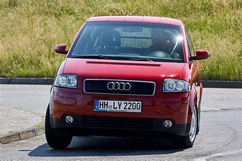 Gebrauchtwagen Audi by Gebrauchtwagen Test Audi A2 Bilder Autobild De