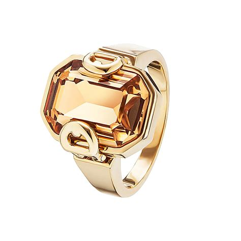 Aigner Gold ring gold aigner