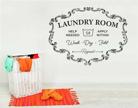 Purple Wall Mural laundry room your decal shop nz designer wall art