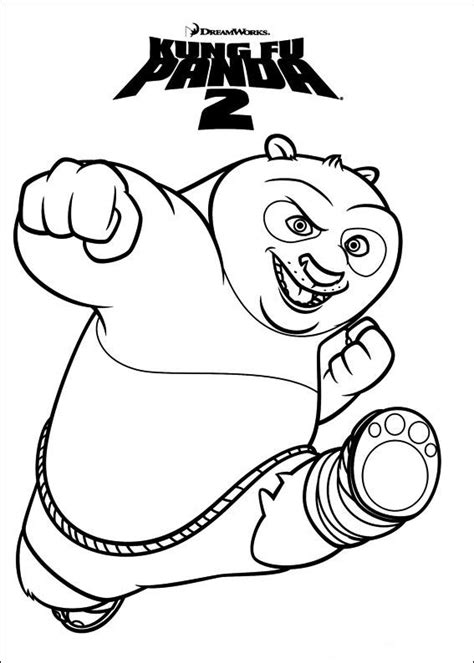 imagenes para colorear kung fu panda 2 kleurplaten en zo 187 kleurplaten van kung fu panda 2
