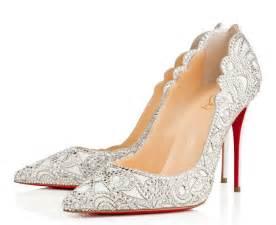 chaussure mariage poudrã 10 chaussures 224 paillettes pour faire p 233 tiller ma tenue de mari 233 e mariage