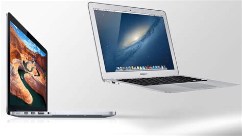 Macbook Air Pro Retina Display macbook pro with retina display vs 2013 macbook air 13 inch
