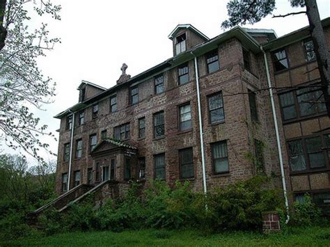 haunted houses in missouri this is the abandoned st mary s hospital in ironton missouri it is said that this