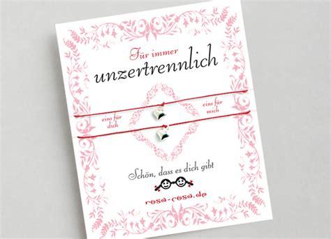 Geschenk Beste Freundin by Geschenk Idee F 252 R Die Beste Freundin Freundschaftsarmband