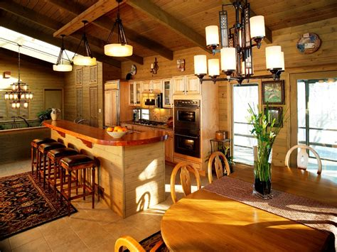 ideas for home interiors how to decorate a small home using country decorating ideas ward log homes