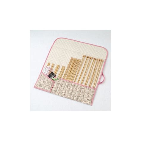 knitting needle wrap hamanaka needle wrap