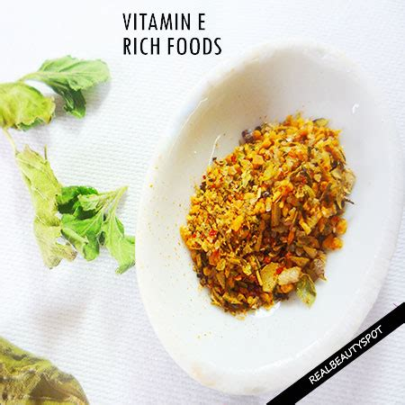 Detoxing From Vit K by Vitamin E Rich Foods For Detox And Cleansing Theindianspot
