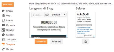 tutorial membuat template blog tutorial membuat auto scroll pada archive blog kokododi