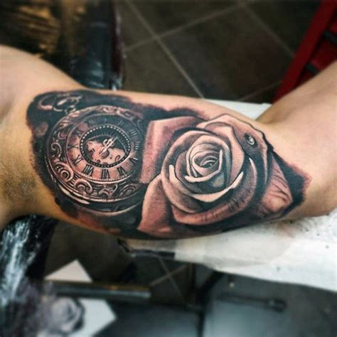 rose tattoo one of the boys top 55 best tattoos for tailored