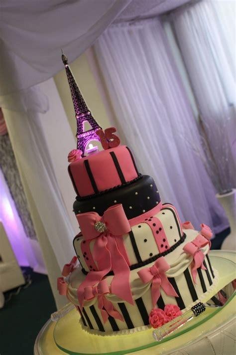 paris themed quinceanera cakes paris theme wedding anniversary birthday cake ideas