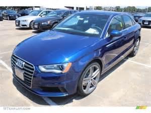 Audi A3 Blue 2015 Scuba Blue Metallic Audi A3 1 8 Premium Plus