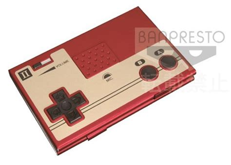 Nes Business Card Holder Looks by Impress Clients And Colleagues With The Nintendo Famicom