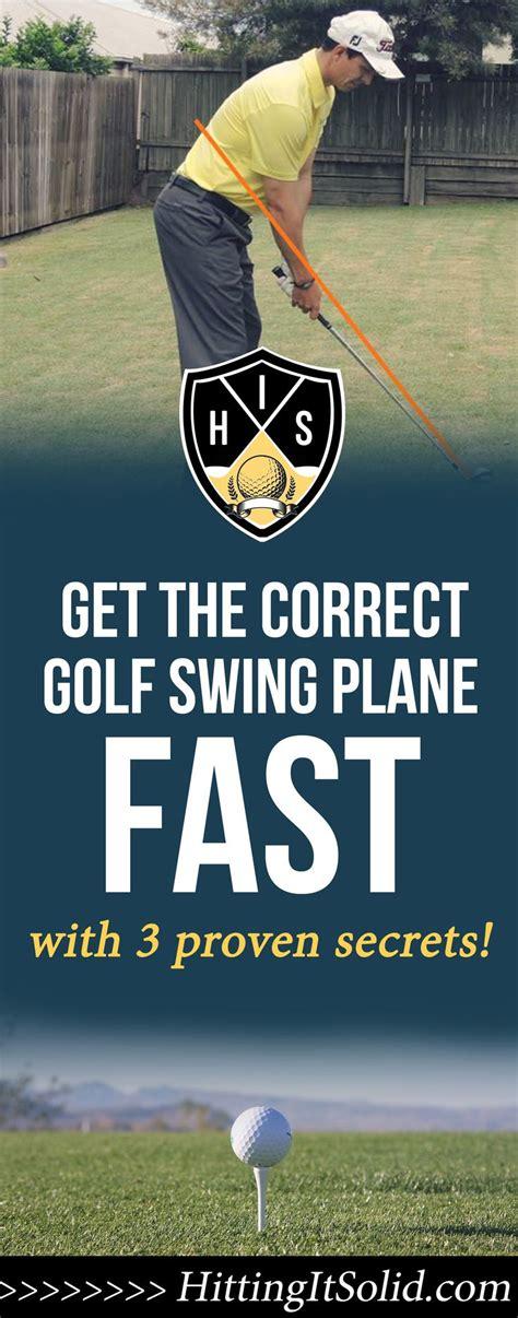 how to get your golf swing on plane die besten 25 golf score ideen auf pinterest golf golf
