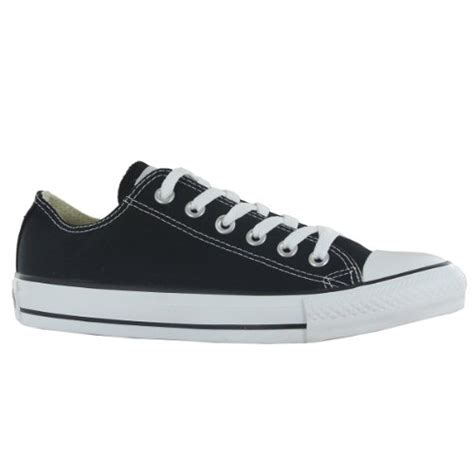 Sepatu Allstar Ct 1 Basic Low New usa converse ct all ox black canvas womens trainers size 7 us 11street malaysia sneakers