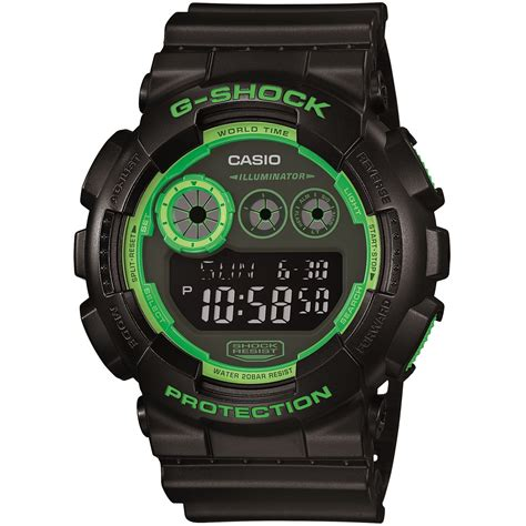 G Shock Collour g shock gd120 neon color evo