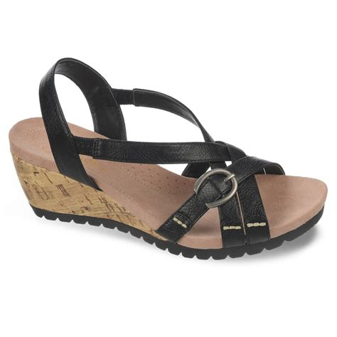 kohls womens sandals cork womens wedge sandals kohl s