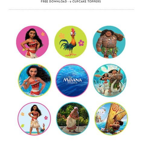 moana canoe topper pictures to pin on pinsdaddy
