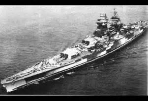biggest ships in world war 2 largest battleship ever planned bing images