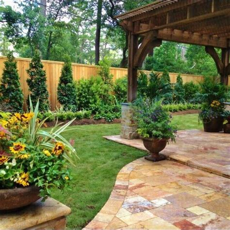 landscape backyard ideas 1000 landscaping ideas on yard landscaping
