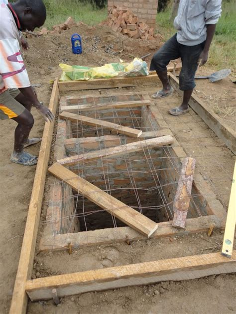 17 best images about how to construct a pit latrine on