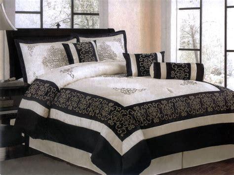 Satin King Comforter Sets by 11 Pcs Satin Flocking Royal Floral Comforter Curtain