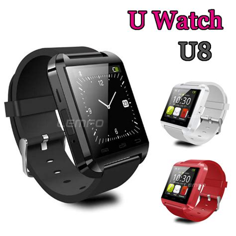 how to update the firmware of smartwatch u8 roonby