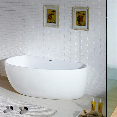badewanne asymmetrisch steink loft freistehende badewanne asymmetrisch rechts