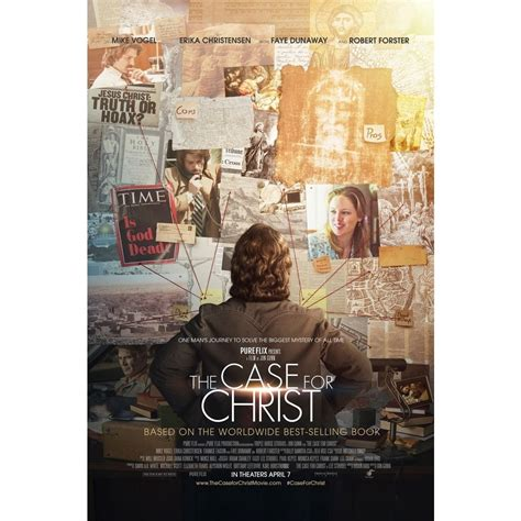the case for christ top documentary films the case for christ new movie the christian mail