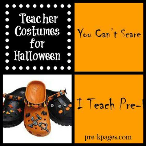 teacher halloween costumes preschool kindergarten