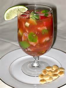cocktail food mexican seafood cocktail great food it s really not
