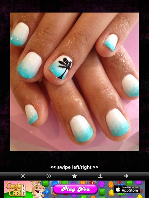 Homemade Fall Decor by Top 18 Beach Style Nail Design For Summer New Famous