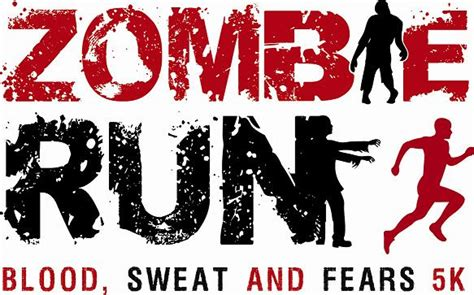 Zombies Run To 5k by Blood Thirsty Zombies Are Ready For Runners At The 4th