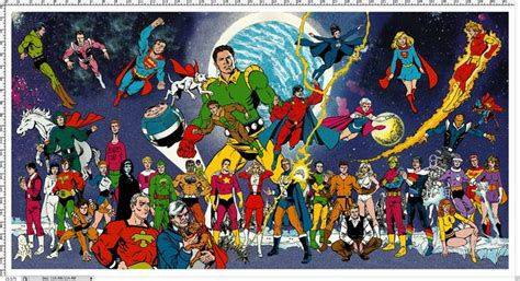 legion of heroes the silver age omnibus reworked legion of heroes george perez classic