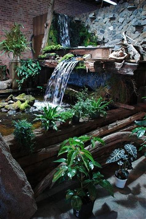 best 25 indoor waterfall fountain ideas on pinterest